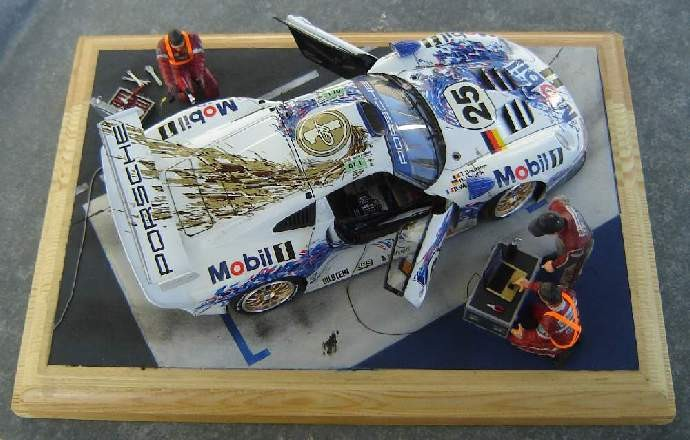 scalecars zobrazit t ma porsche 911 gt1 tamiya 1 24. Black Bedroom Furniture Sets. Home Design Ideas